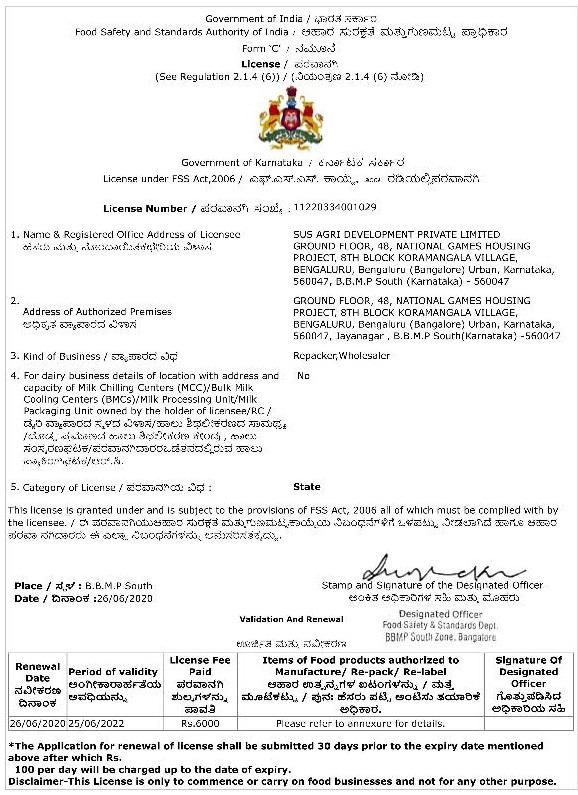 FSSAI-Licence-SusAgri-2020.jpg